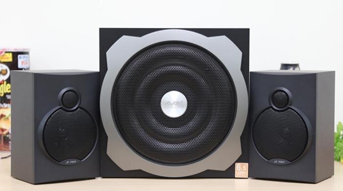 Đánh giá Loa vi tính Fenda a521: kết nối đa dạng, âm thanh mạnh mẽ