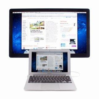 Đánh giá màn hình máy tính cho dân nhiếp ảnh Apple Thunderbolt Display