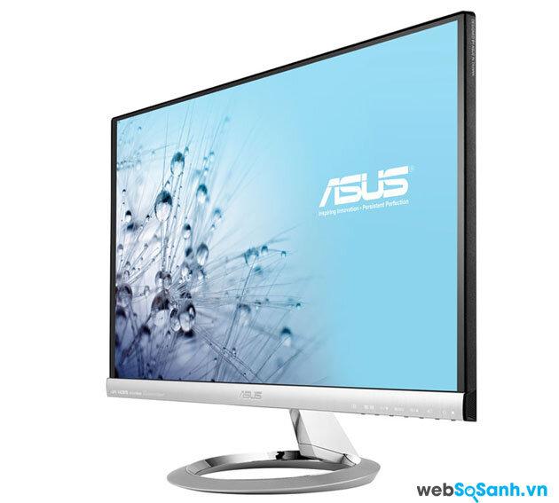 Đánh giá màn hình máy tính Asus MX239H