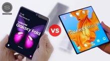 Đánh giá màn hình Samsung Galaxy Fold: Kích thước, Hiển thị, Công nghệ