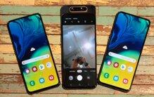 Đánh giá màn hình Samsung Galaxy A80 New Infinity có tốt không?