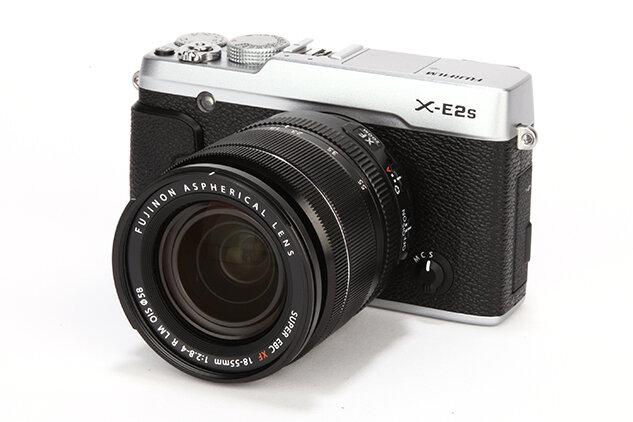 Đánh giá mẫu máy ảnh không gương lật Fujifilm X-E2S