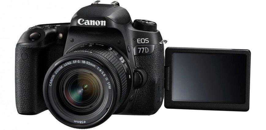 Đánh giá máy ảnh Canon 77D: Chiếc máy ảnh dành cho những ai đam mê nhiếp ảnh