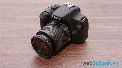 Đánh giá máy ảnh Canon EOS Rebel T5: máy ảnh dSLR sơ cấp giá rẻ tốt nhất của Canon
