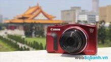 """Đánh giá máy ảnh Canon PowerShot SX710 HS – máy ảnh zoom """"khủng"""" 30x"""