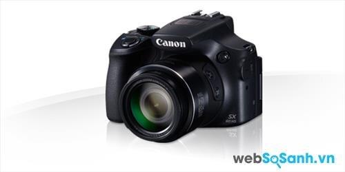 Đánh giá máy ảnh Canon PowerShot SX60 HS – chiếc máy ảnh siêu zoom sở hữu ống kính zoom 65x
