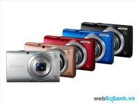 Đánh giá máy ảnh Canon PowerShot A4000 IS (phần 2)