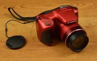 Đánh giá máy ảnh Canon PowerShot SX400 IS (phần 1)