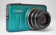 Đánh giá máy ảnh Canon PowerShot SX260 HS: máy ảnh megazoom compact tuyệt vời (phần 2)