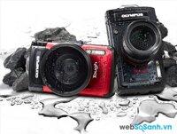 Đánh giá máy ảnh chống thấm nước Olympus TG-830 iHS