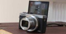 Đánh giá máy ảnh compact Canon PowerShot G7 X Mark III