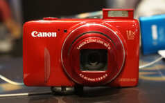 Đánh giá máy ảnh compact Canon PowerShot SX600 HS
