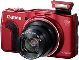 Đánh giá máy ảnh compact Canon PowerShot SX700 HS