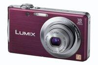 Đánh giá máy ảnh compact Lumix DMC-FH5