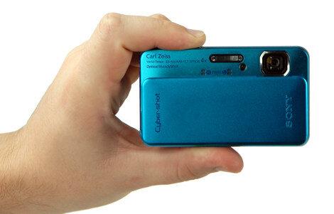Đánh giá máy ảnh compact Sony Cybershot DSC-TX10