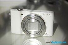 Đánh giá máy ảnh compact Sony WX500: máy ảnh compact nhỏ gọn đầy sức mạnh