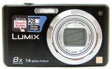 Đánh giá máy ảnh compact Panasonic Lumix DMC-FH22