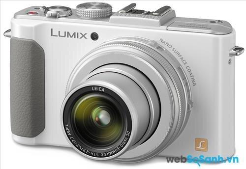 Đánh giá máy ảnh compact Panasonic Lumix DMC-LX7