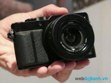 Đánh giá máy ảnh compact Panasonic Lumix DMC-LX100