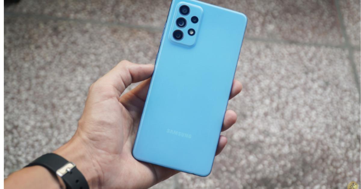 Đánh giá máy ảnh điện thoại Samsung A72 : Chụp ảnh có đẹp không?