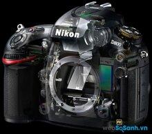 Đánh giá máy ảnh DSLR Nikon D800: máy ảnh độ phân giải cao cho nhiếp anh gia chuyên nghiệp