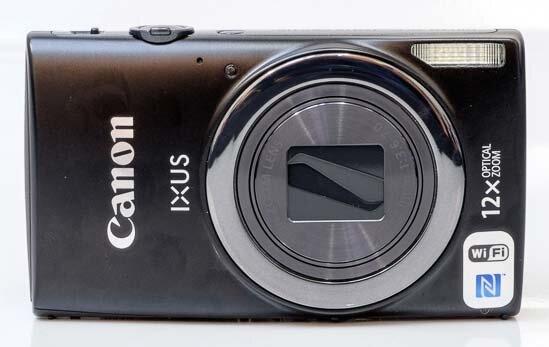 Đánh giá máy ảnh du lịch Canon IXUS 265 HS