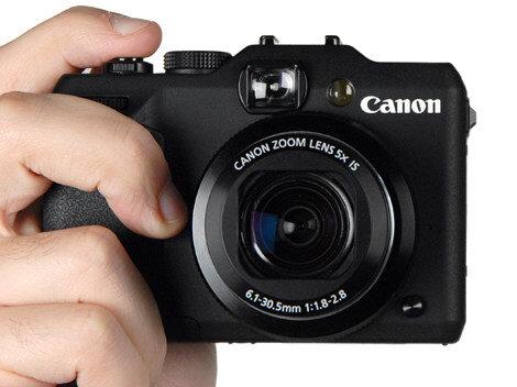 Đánh giá máy ảnh du lịch cao cấp Canon PowerShot G15