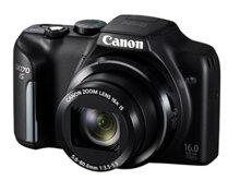 Đánh giá máy ảnh du lịch siêu zoom Canon PowerShot SX170 IS