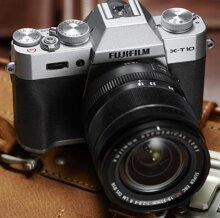 Đánh giá máy ảnh Fujifilm X-T10 – mẫu máy ảnh flagship mới của năm