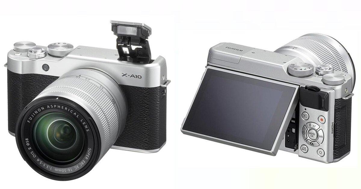 Đánh giá máy ảnh Fujifilm X-A10 : Lựa chọn đáng giá cho dân nghiệp dư