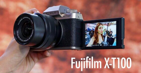 Đánh giá máy ảnh Fujifilm X-T100: Kẻ thừa kế tinh hoa của X-T20