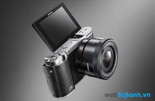 Đánh giá máy ảnh không gương lật Samsung NX3000