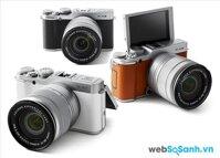 Đánh giá máy ảnh không gương lật Fujifilm X-A2