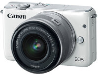 Đánh giá máy ảnh không gương lật EOS M10 của Canon