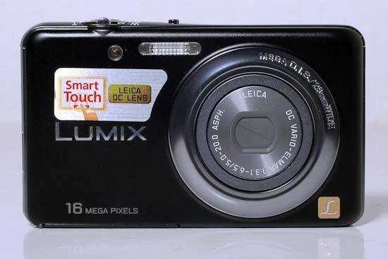 Đánh giá máy ảnh máy ảnh compact Lumix DMC-FH7