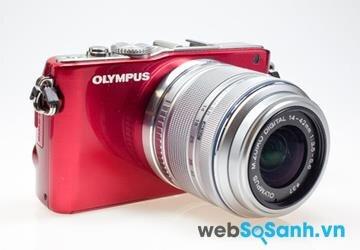 Đánh giá máy ảnh Olympus PEN Lite E-PL3 – chiếc Olympus PEN hoàn hảo