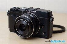 Đánh giá máy ảnh Olympus PEN E-P5: máy ảnh không gương lật nhỏ gọn nhưng mạnh mẽ