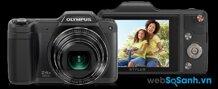 """Đánh giá máy ảnh Olympus SZ-15 – chiếc máy ảnh giá rẻ nhưng lại sở hữu zoom quang học """"khủng"""" 24x"""