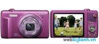 Đánh giá máy ảnh Olympus VR-350 – chiếc máy ảnh siêu rẻ