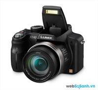 Đánh giá máy ảnh Panasonic Lumix DMC-FZ40