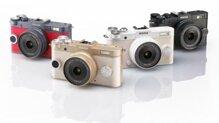 Đánh giá máy ảnh Pentax Q-S1: thời trang và hợp túi tiền