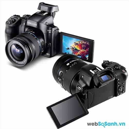 Đánh giá máy ảnh Samsung NX30 – chiếc máy ảnh không gương lật ILC hàng đầu của Samsung