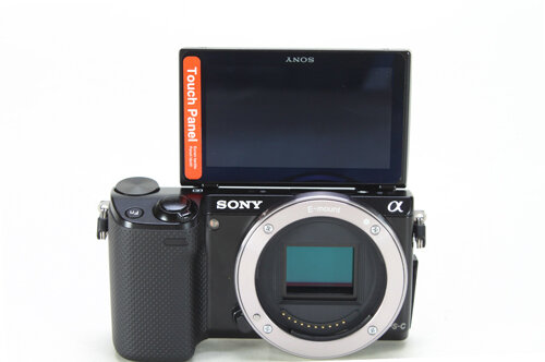 Đánh giá máy ảnh Sony Alpha NEX-5R