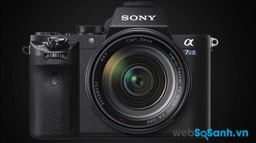 Đánh giá máy ảnh Sony Alpha ILCE-A7S II: máy ảnh không gương lật flagship của Sony