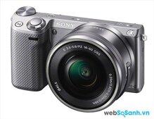 Đánh giá máy ảnh Sony NEX-5RY