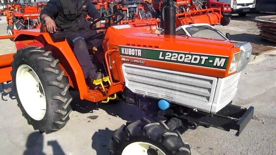 Đánh giá máy cày Kubota L2202: giá rẻ, đáp ứng nhu cầu nông dân