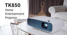 Đánh giá máy chiếu 4K BenQ TK850