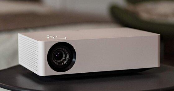 Đánh giá máy chiếu 4K LG HU70LA CineBeam