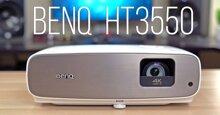 Đánh giá máy chiếu BenQ HT3550: Lựa chọn tốt cho phòng chiếu gia đình!