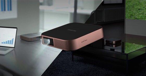 Đánh giá máy chiếu cầm tay ViewSonic M2 Full HD LED